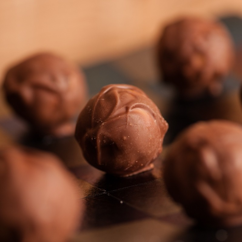 Whiskey Truffles