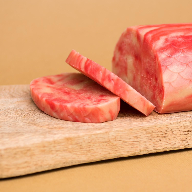 Cherry Kirsch Marzipan Slice