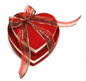 Double Heart Love Box